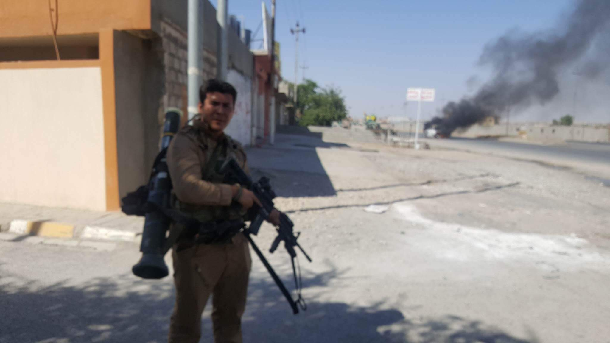 Tablet Magazine: The Assault on Kirkuk: A Firsthand Account
